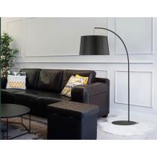 Напольный светильник с подвесным абажуром HANG