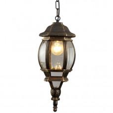 Уличный Подвесной светильник Arte Lamp ATLANTA A1045SO-1BN