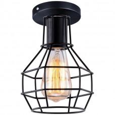 Малый потолочный светильник Arte Lamp SPIDER A1109PL-1BK