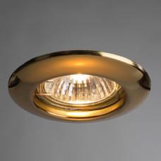 Встариваемый спот Arte Lamp PRAKTISCH A1203PL-1GO