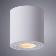 Влагозащищенный неповоротный точечный светильник Arte Lamp Galopin A1460PL-1WH