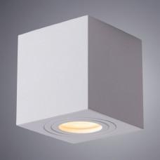Влагозащищенный точечный светильник Arte Lamp Galopin A1461PL-1WH
