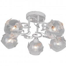 Люстра потолочная Arte Lamp ALESSANDRA A5004PL-5WG