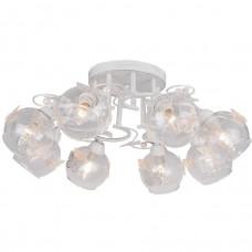 Люстра потолочная Arte Lamp ALESSANDRA A5004PL-8WG