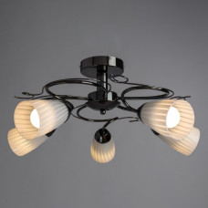 Люстра потолочная Arte Lamp ALESSIA A6545PL-5BC